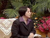 图文:江泽民等中国领导人会见王伟亲属