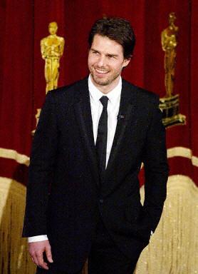 """第74届奥斯卡金像奖颁奖典礼在洛杉矶的""""柯达剧院""""隆重举行.汤姆"""