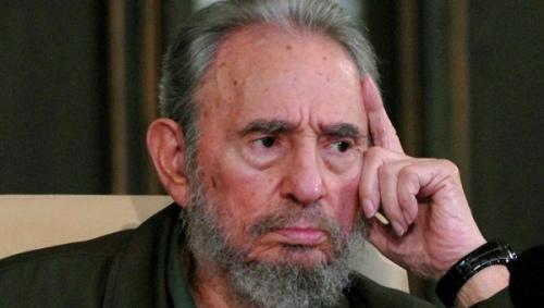 古巴革命领导人、前总统卡斯特罗