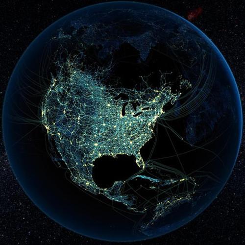 [组图] 一线交通连你我 万条丝带裹地球(10P) - 路人@行者 - 路人@行者