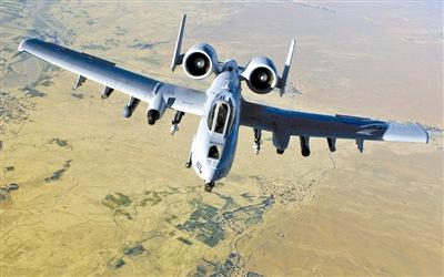 美军调整全球战略部署 A10攻击机提前下岗(图)