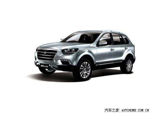 中高端SUV将发布 长城汽车北京车展阵容高清图片