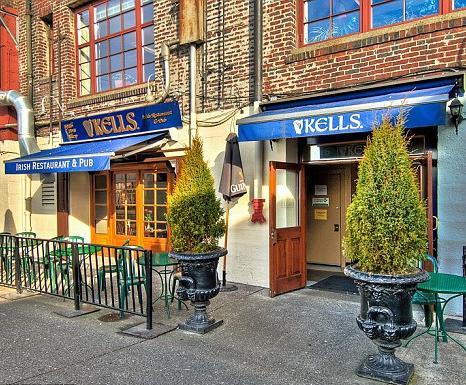 美国西雅图市的凯尔斯酒吧自建成之后就一直怪事不断