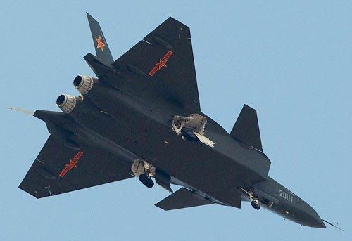 专家:歼20战机可超音速巡航
