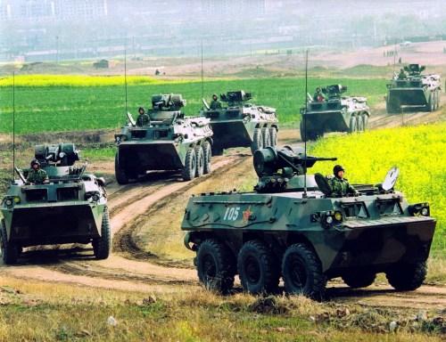 中国致力于打造现代化机械化步兵备受美媒关注(3)