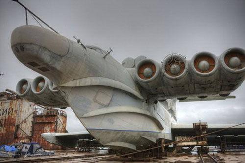 俄军欲研新一代里海怪物飞行器 曾令北约恐惧