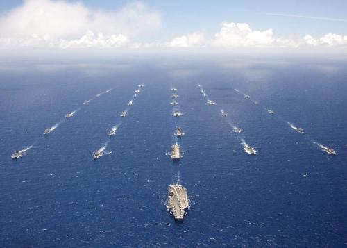 军事资讯_港媒:美国只靠军事手段遏制不了中国发展