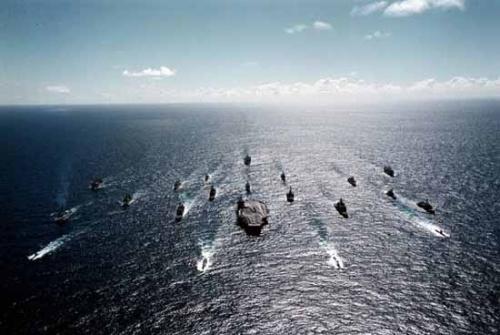 俄称美军派出2个航母编队即可让日本战胜中国(4)