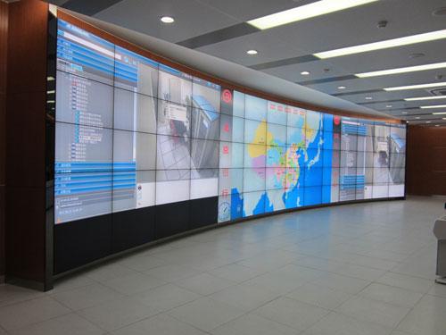 蓝色星际北京银行视频监控系统成功案例
