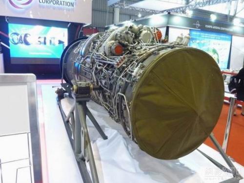俄 117s发动机