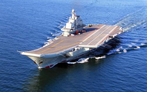 中國航母遼寧艦