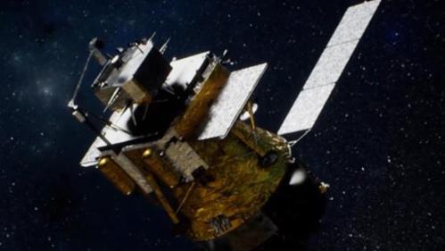 嫦娥五号探测器组合体成功分离
