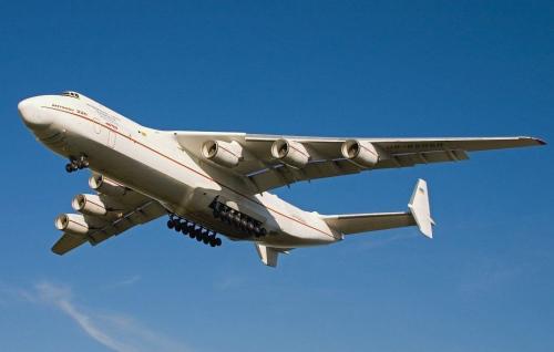 全球最大的乌克兰安-225运输机