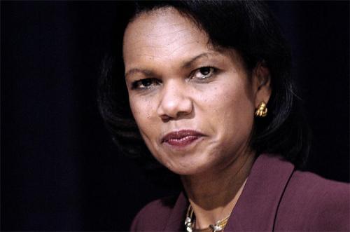 美国女国务卿赖斯_希拉里今卸任美国务卿 盘点美国三任女国务卿(2)-中新网