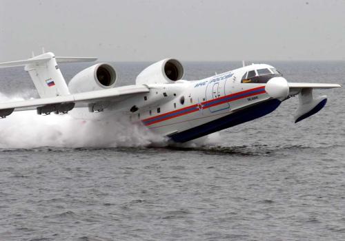 俄罗斯别-200两栖飞机