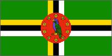 多米尼克国旗