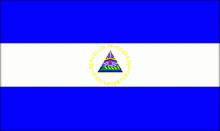 尼加拉瓜国旗