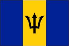 巴巴多斯国旗