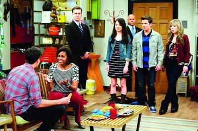 美国第一夫人米歇尔·奥巴马在电视剧中客串演出