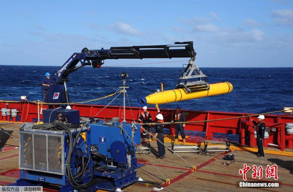 马航/自主潜水器将参与搜寻马航失联客机MH370