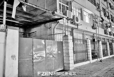 省妇幼保养院清晨在此清算渣滓扰民。