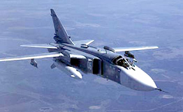 俄罗斯苏-24战机(译文配图)