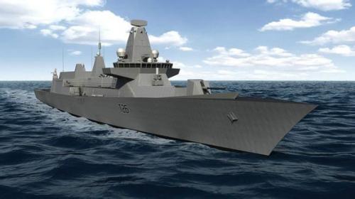 英国开始设计26型护卫舰防空系统 航母已验证技术
