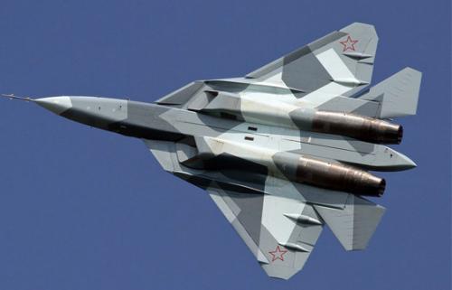 俄罗斯五代战斗机t-50