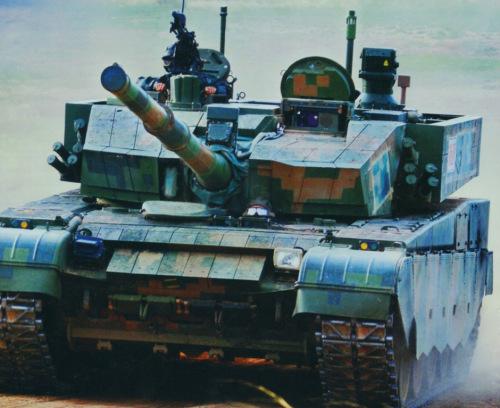 坦克世界三式改收益_加刊:中国新坦克领先99改 多技术独有媲美西方_军事_中国网