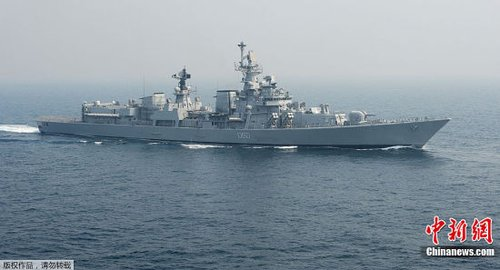 印度海军德里级驱逐舰