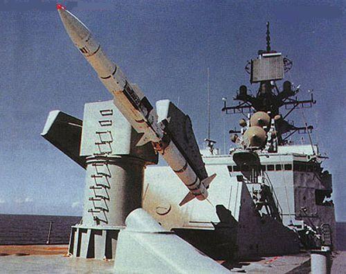 资料图:美国试射标准-6防空导弹