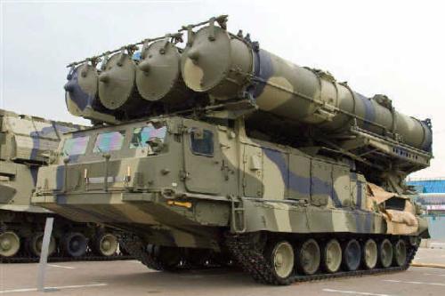 s300防空导弹_俄防长访问伊朗 或向伊朗出售S300防空导弹(图)- 中国日报网