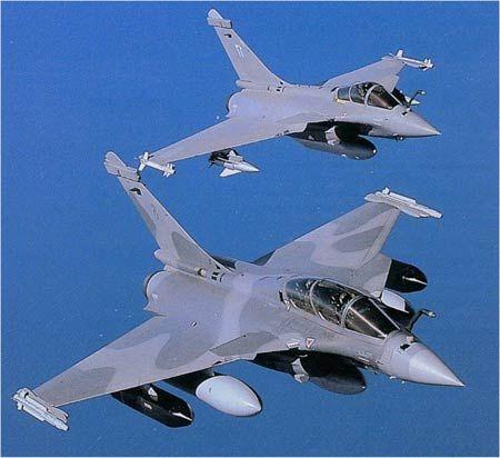 达索飞机制造公司在法组装的阵风战机将率先支付给新买家埃及,法国