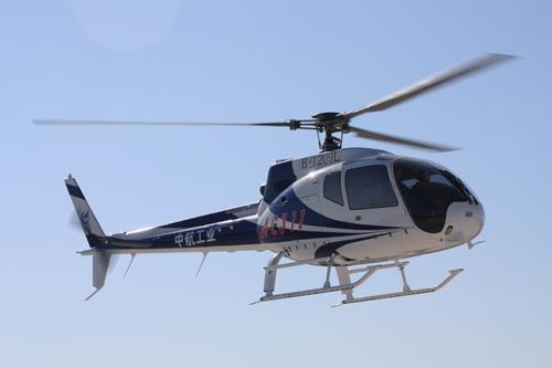 中国大陆直升机数量2014年猛增34%
