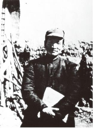 1937年12月,陈云在延安