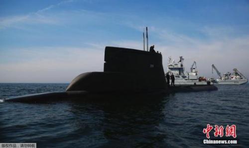 资料图:潜艇