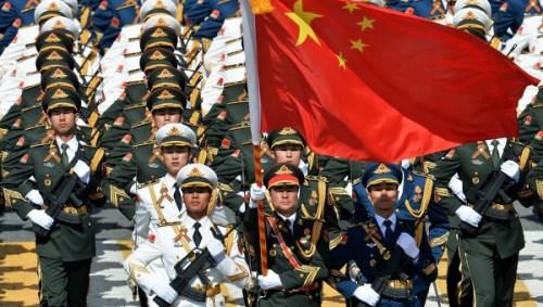 阅兵唱喀秋莎 解放军唱喀秋莎过红场 俄罗斯红场阅兵喀秋莎