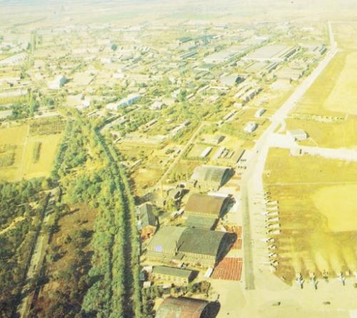 北陵机场跑道