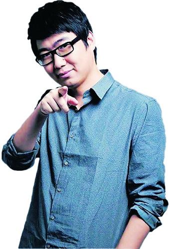 资料图:南派三叔。图片来源:武汉晨报