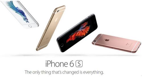 苹果发布新机iPhone6S 百度输入法率先适配