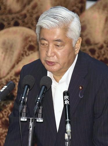 日本防相否认拥有水下声波监听系统