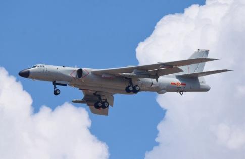 广空轰-6K部队具备全疆域全天候远程精确打击能力