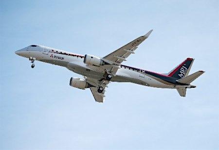 日本首架国产小型客机