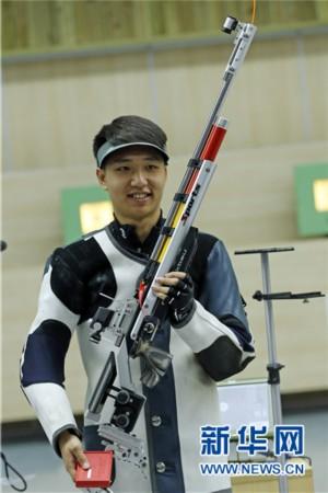 资料图:杨浩然。新华社记者沈伯韩。图片来源:新华网