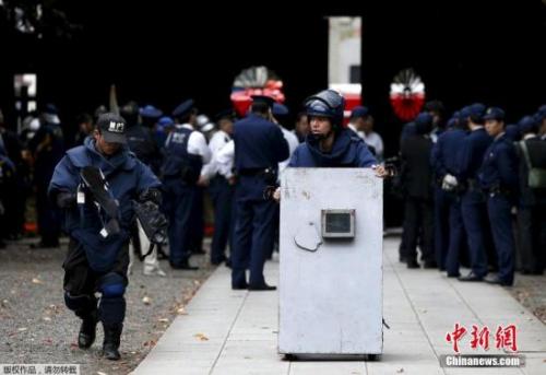 日本警方就靖国神社爆炸发逮捕令 直指韩国男子