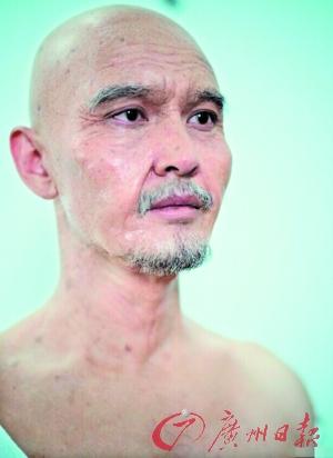 黄晓明 图像来历:广州日报