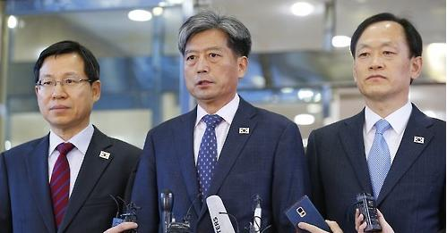 韩朝政府间会谈韩方代表团启程赴朝 冀赢信赖支持