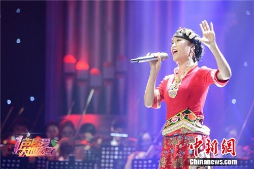 【爆料】《一声所爱·大地飞歌》李泉被藏族姑娘表白