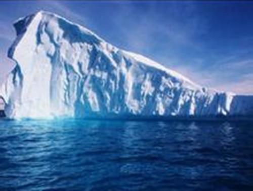 北极今年平均气温升1.3摄氏度 创百年来最高纪录