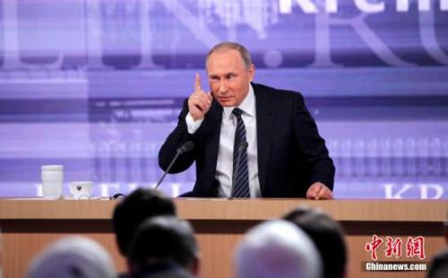 """普京年度记者会回答40余问题 撂下哪些""""狠话""""?"""
